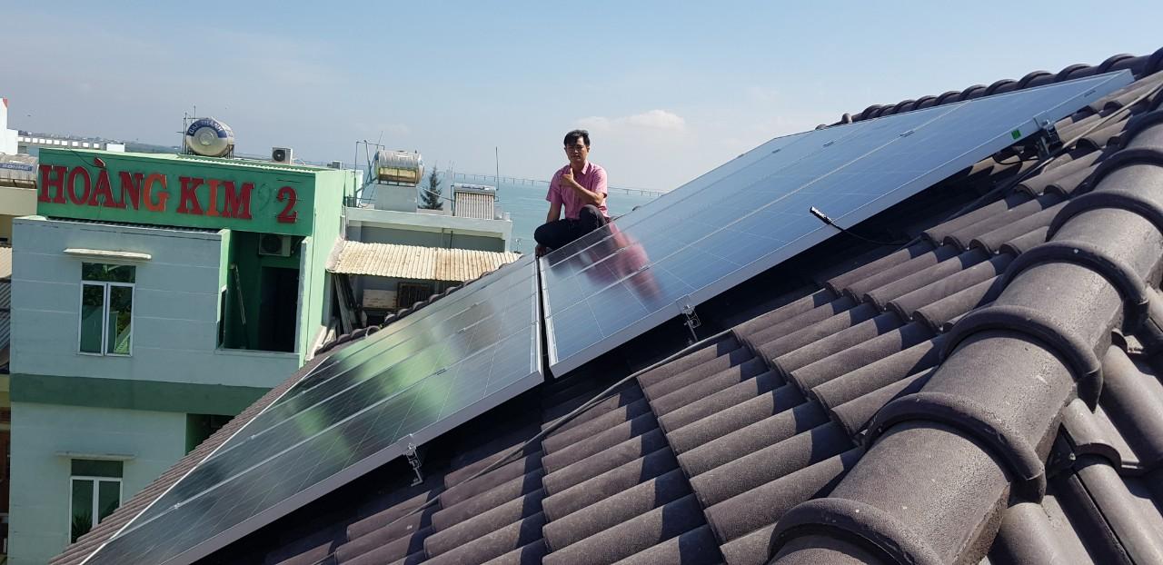 Điện mặt trời Quy Nhơn – Bình Định