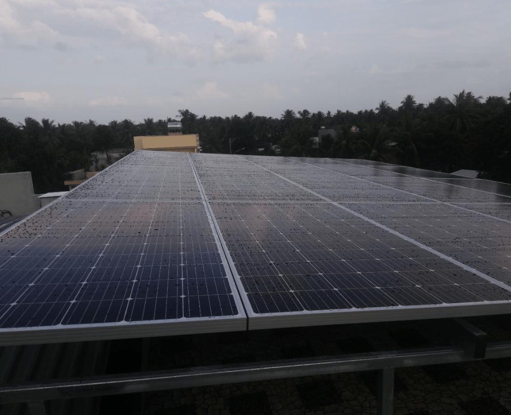 điện mặt trời hoài nhơn