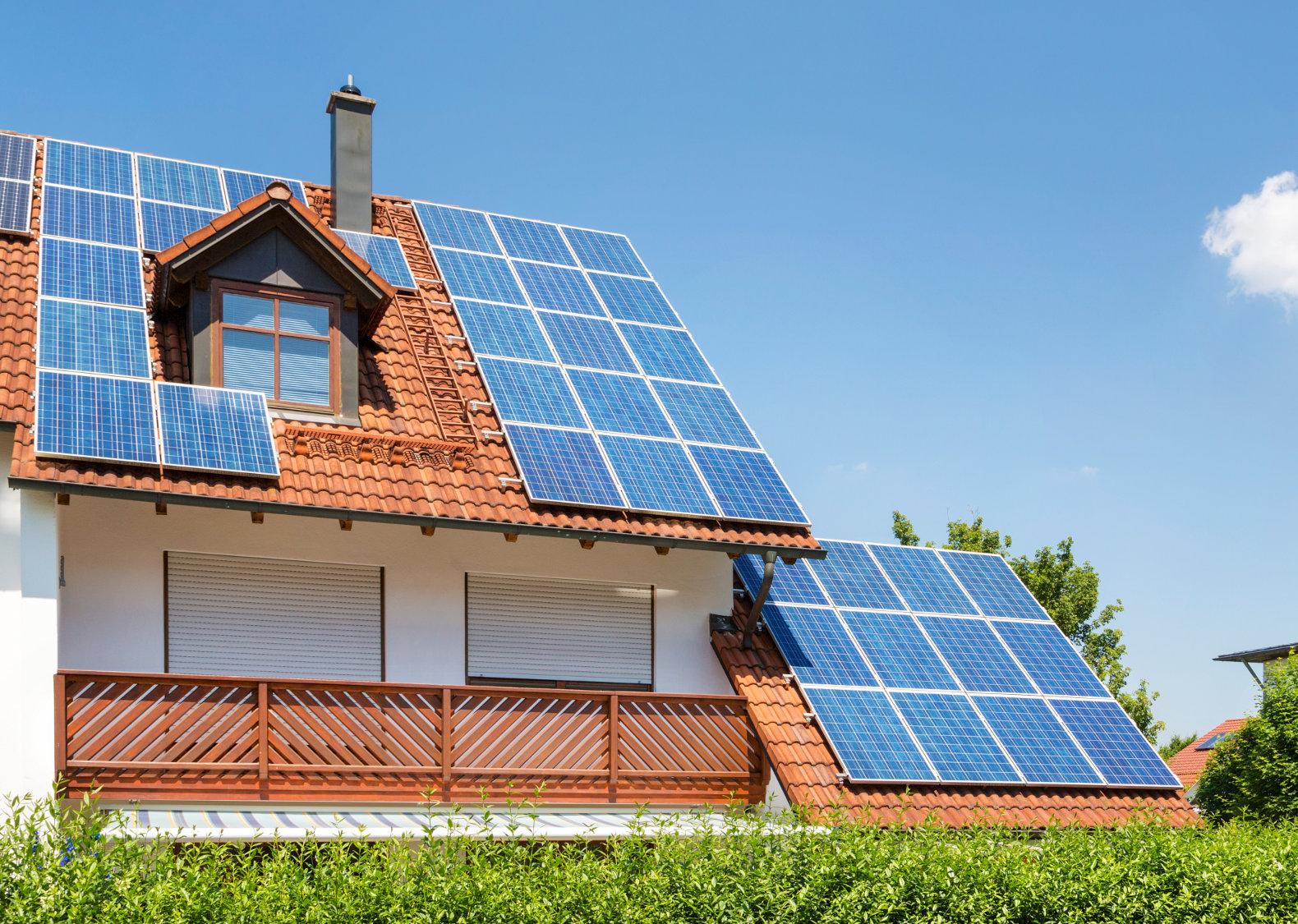 Điện mặt trời Rooftop