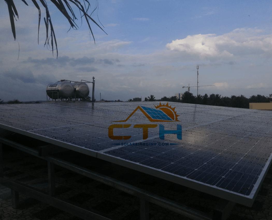 hệ thống điện mặt trời hòa lưới