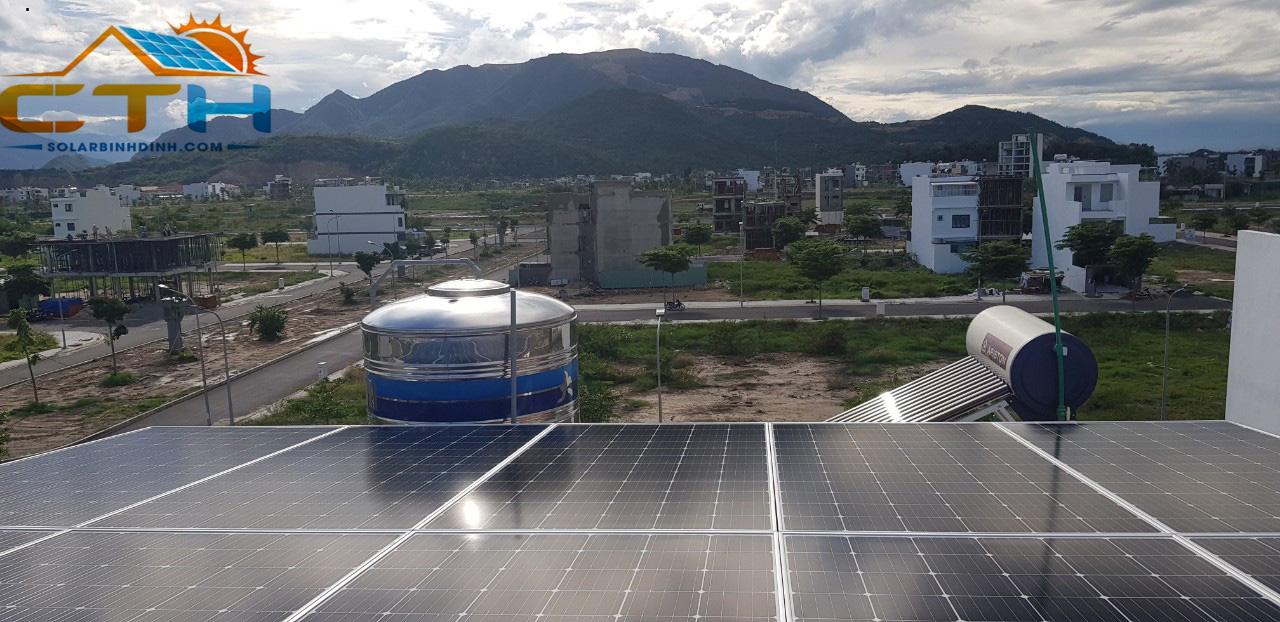 solar bình định